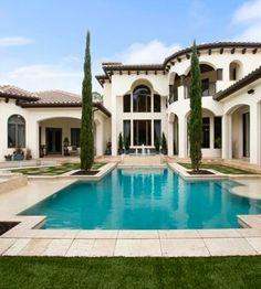 Over 170 Different Patio Pool Design Ideas. http://www.pinterest.com/njestates1/pool-patio-design-ideas/