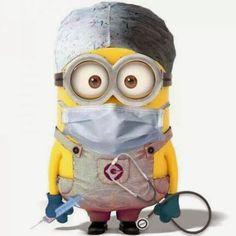 Nurse Minion!