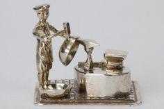 Koperslager zilver