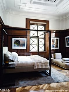 21 dreamy bedrooms to inspire a makeover - Vogue Living