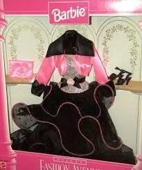 """Résultat de recherche d'images pour """"barbie fashion avenue 1995"""""""