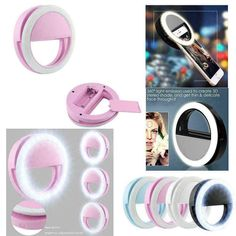 Iphone Mobile Phone, Light Ring, Plastic Items, Fill Light, Phone Accessories, Cool Photos, Selfie, Led