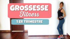 entrainement fitness grossesse pour femme durant le 1er trimestre