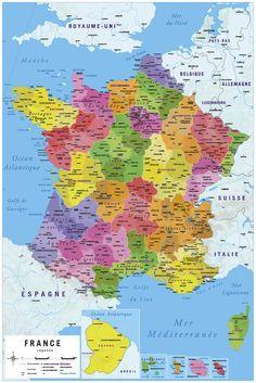 Decoración para la clase más francesa