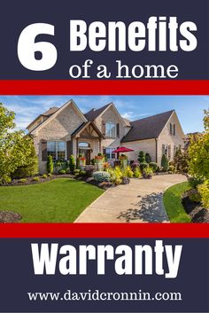 6 Benefits of a Home Warranty