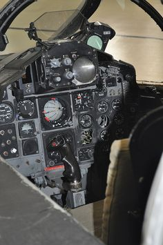 I sat in the seat of my Dad's plane. He flew an F-4 for the Air Force.