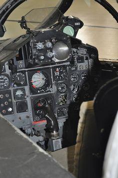 F-4 cockpit #flickr #plane #1960s