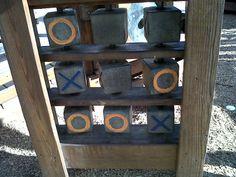 Playground Ideas-games, musical toys, speaking tubes, etc.