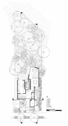 Redwood House,First floor plan