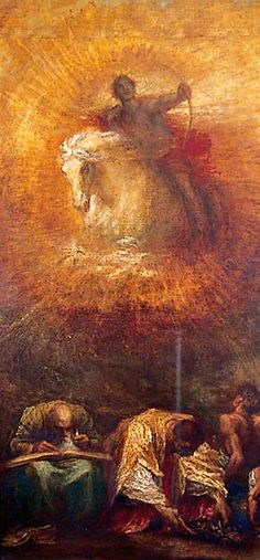 Le Prince Lointain: George Frederic Watts (1817–1904), Progress - 1888/1904