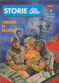 Storie Blu #79 - CONGIURA DI PALAZZO