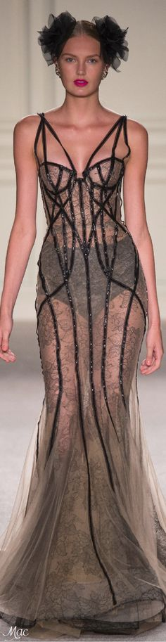 Spring 2016 Ready-to-Wear Marchesa