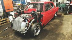 Opel Kadett with a Twin-Turbo LSx Engine Swap, Twin Turbo, Cars Motorcycles, Cool Cars, Antique Cars, Twins, Vehicles, Vintage Cars, Gemini