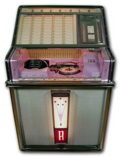 Rock-ola Princess jukebox 1962