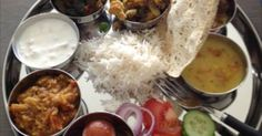 Poojas kitchen - home made Indian food, delivered to your door.  Vegetarians , you're in for a treat, the menu is all Vego!