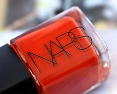 NARS Libertango Nail Polish, NARS Adult Swim Summer Collection, April 2014