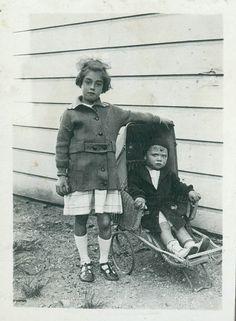 Vintage photo that I adore.