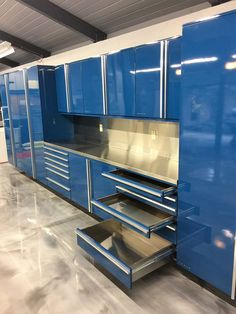 Designer Series Garage Cabinets by VAULT