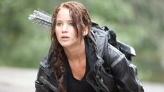 """According to The New York Times, """"A few years ago Ms. Lawrence might have looked hungry enough to play Katniss, but now, at 21, her seductive, womanly figure makes a bad fit for a dystopian fantasy."""" The Hollywood Reporter cited Lawrence's """"lingering baby fat."""" All I have to say that that is, what a bunch of assholes."""