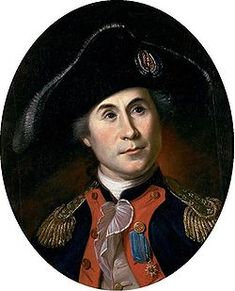 John Paul Jones was the most famous naval officer of the war. He was born in Scotland and went to sea at just He won the most famous sea battle. John Paul Jones was very bold and daring. American Revolutionary War, American War, Early American, American History, British History, John Paul Jones, Richard Jones, Colonial America, Armada