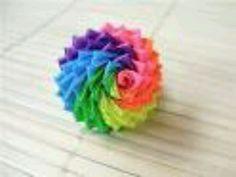 Ducktape rainbow flower pen:)
