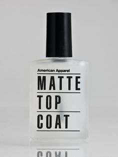matte nails - I NEED THIS
