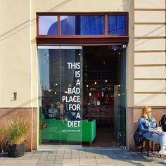 "Polubienia: 36, komentarze: 1 – Kasia (@fotokulinarnie) na Instagramie: ""Sooo true 😅❤ #kato #katowice #kofeinacorner #kofeina #restauracja #silesia"""