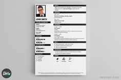 These Resume Templates will surely help you find a job! The Best Resume Builder with creative Resume Samples. Cv Maker, Resume Maker, Professional Cv Examples, Resume Examples, Creative Cv Template, Simple Cv, Online Cv, Resume Builder, Creative Jobs
