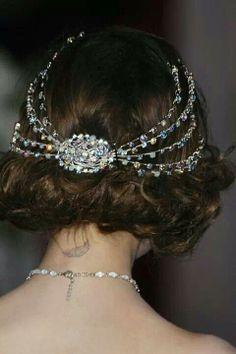 Dior Headpiece