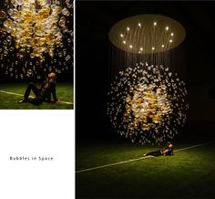 Teia Design: Designer Jitka Kamencová Skuhravá - Luminárias Acesse: www.teiadesign10.blogspot.com