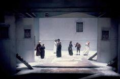 Il campiello - 1974-75 Archivio multimediale del Piccolo Teatro di Milano - fotografie bozzetti manifesti