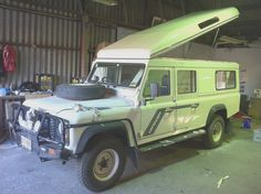 Ambulance Conversion Campers Land Rovers - Elegant Ambulance Conversion Campers Land Rovers, Nicely Restored Land Rover 101 Fc Radio Body