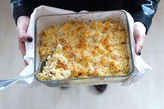 As Minhas Receitas: Mac and Cheese com Atum