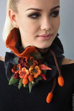 Шарфы и шарфики ручной работы. Заказать Шарф
