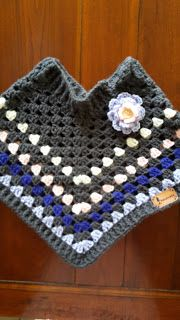 angel-eye's haakseltjes: kinder poncho 6