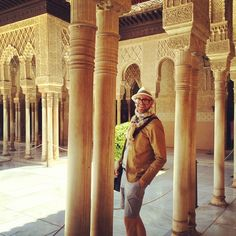 At the #Alhambra