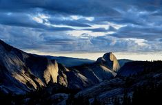 Last Light on Half Dome by Douglas Croft | Tenaya Canyon | National Geographic Photo Contest 2013 - In Focus - The Atlantic