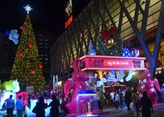 Joy to the world, Enter to have an amazing time Christmas in Bangkok Thailand and the annual Christmas Light Festival. For more on Thailand and travel in Southeast Asia check our travel blog: http://live-less-ordinary.com/