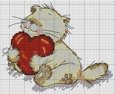 Pin by diane davis on cross stitch charts вышивание крестом, Cute Stitch, Cute Cross Stitch, Christmas Embroidery Patterns, Hand Embroidery Designs, Cross Stitching, Cross Stitch Embroidery, Cat Template, Cross Stitch Boards, Modern Cross Stitch Patterns