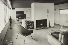Marcel Breuer - Stillman House I - Litchfield, CT - USA - 1950