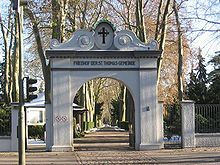 Berlin Friedhof