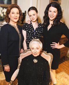 Emily and the three Lorelais