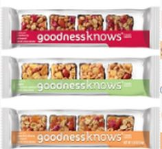 Kroger Free GoodnessKnows Snack Square Digital Coupon - US