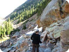 Bear Lake To Fern Lake Trailhead Hike: Rocky Mountain National Park