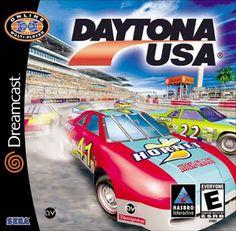Dux Reproduction Custom Sega Dreamcast Game.
