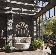 ber ideen zu h ngesessel rattan auf pinterest. Black Bedroom Furniture Sets. Home Design Ideas