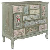Found it at Wayfair.co.uk - Goldoni Patchwork Multi Drawer Chest
