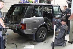 Range Rover Classic restauratie Range Rover Supercharged, Range Rover Classic, Range Rovers, 4x4, Campers, Motorcycles, Travel, Autos, Cars