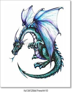 Free art print of Dragon