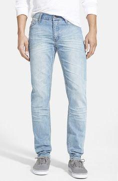 Cheap Monday 'High Slim' Slim Fit Skinny Jeans (Awe)